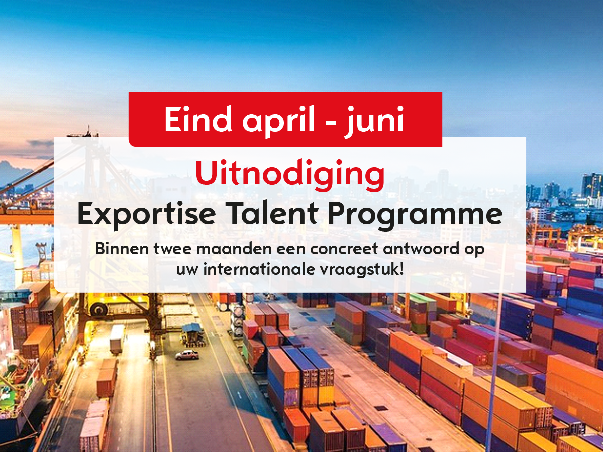 Exportise Talent Programme